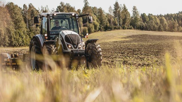 Nouveauté tracteur Valtra - Avec lasérie A, la 4egénération est complète