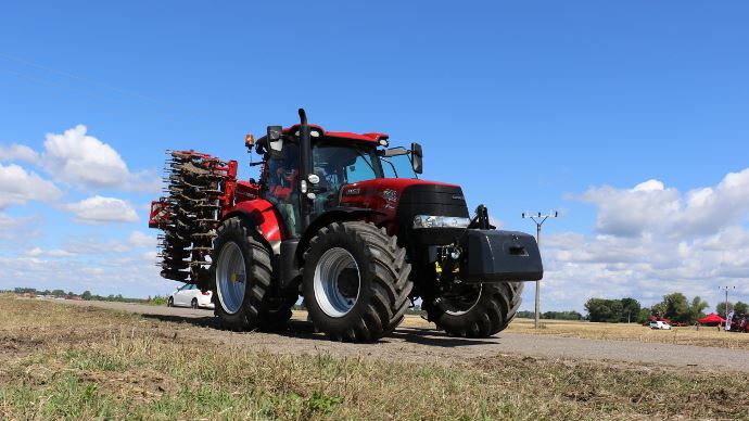 Tracteur Case IH - Le Puma nouveau est arrivé !