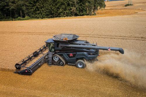 Nouveauté récolte - Massey Ferguson Ideal: la gamme de moissonneuses-batteuses jusqu'à 647 ch