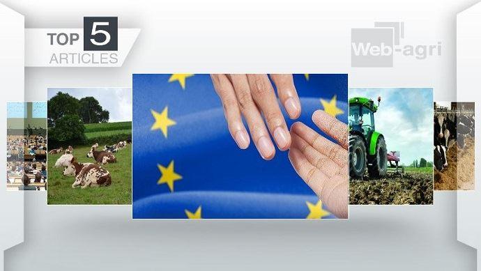Top articles - Les dispositifs d'installation agricole européens et les Deutz-Fahr 5G à la Une