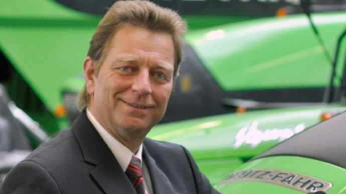 Info firme - Rainer Morgenstern quitterait le groupe Same Deutz-Fahr