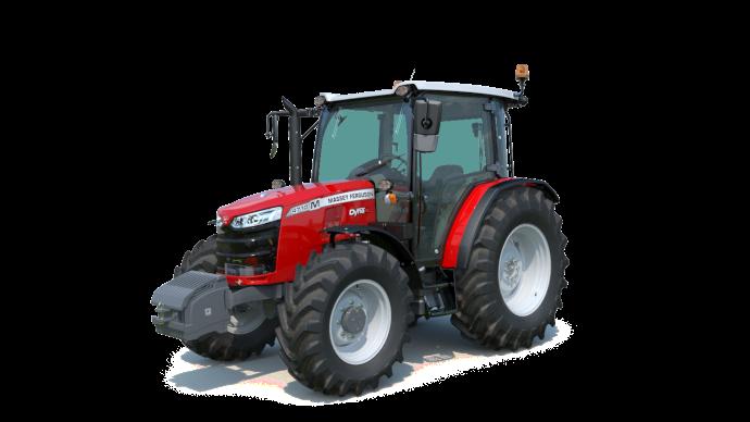 Nouveauté tracteur - Massey Ferguson 4700M: trois modèles et leur transmission Dyna-2