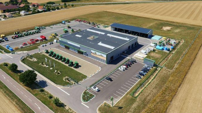 Réseau de distribution John Deere - PM-Pro absorbe Team 3 services