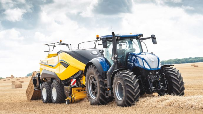 Presse haute densité - New Holland remporte le Good Design Award 2020