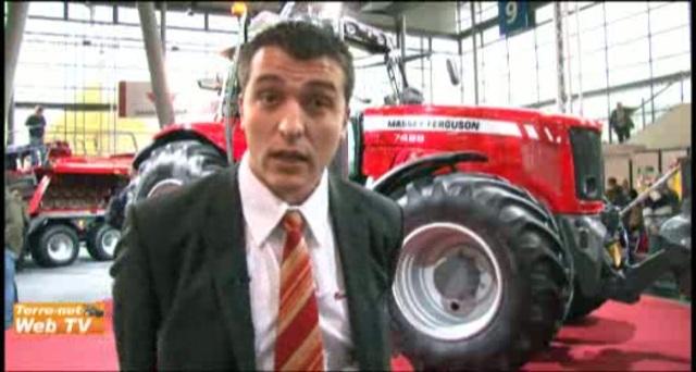 Nouveauté… Tracteur - Massey élargit sa gamme 7400