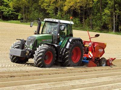 La cote agricole d'occasion tracteur - Fendt 818 Vario, la perle rare