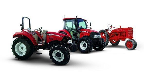 Nouveauté - Tracteur - Farmall C : retour d'un nom de légende chez Case IH