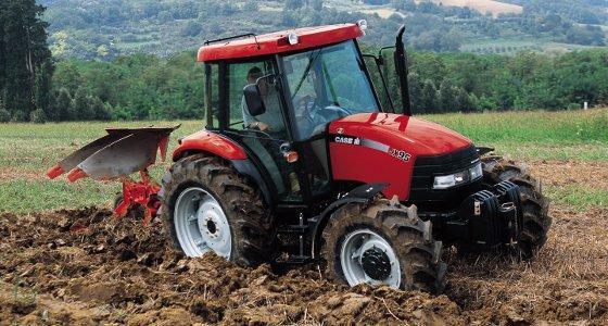 Nouveauté - Tracteur - Case IH JX, enfin un peu de souplesse !