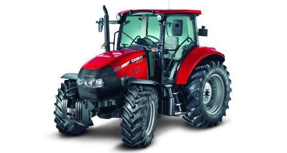 Agritechnica 2011 - Tracteur - Case IH décline le Farmall sur 2 nouvelles gammes