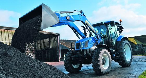 Normes anti-pollution - Les T6 de New Holland passent au bleu