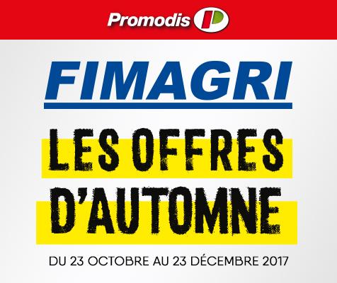 LES OFFRES D'AUTOMNE DU 23/10 AU 23/12/2017