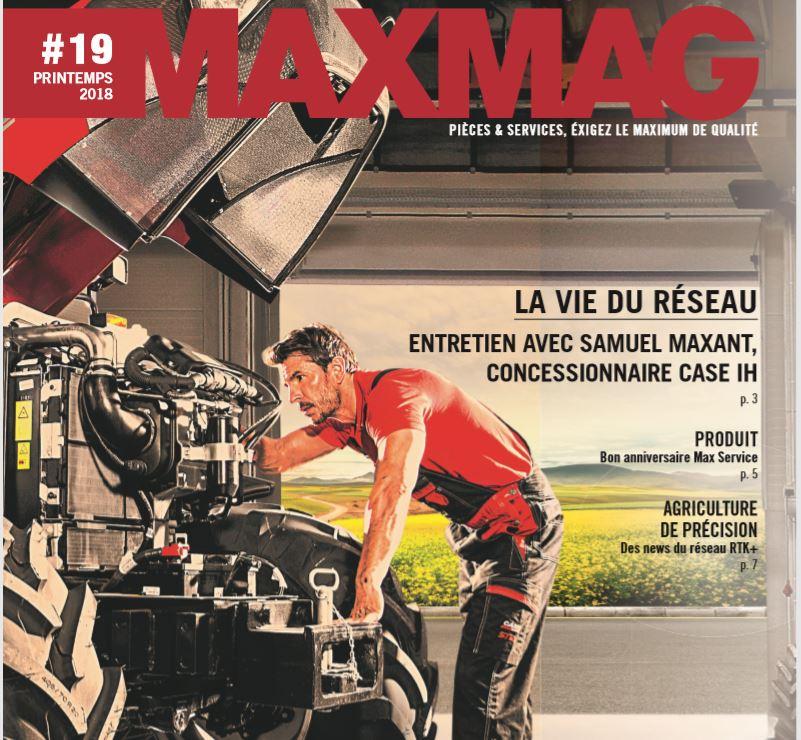 MAXMAG 2018