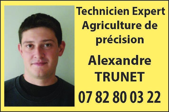 Technicien Expert Agriculture de précision Patoux Equipagri