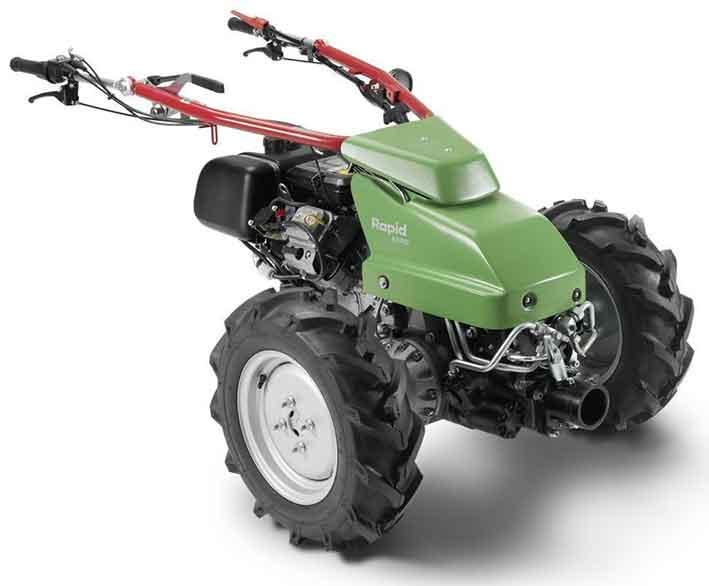 Motoculteur Rapid