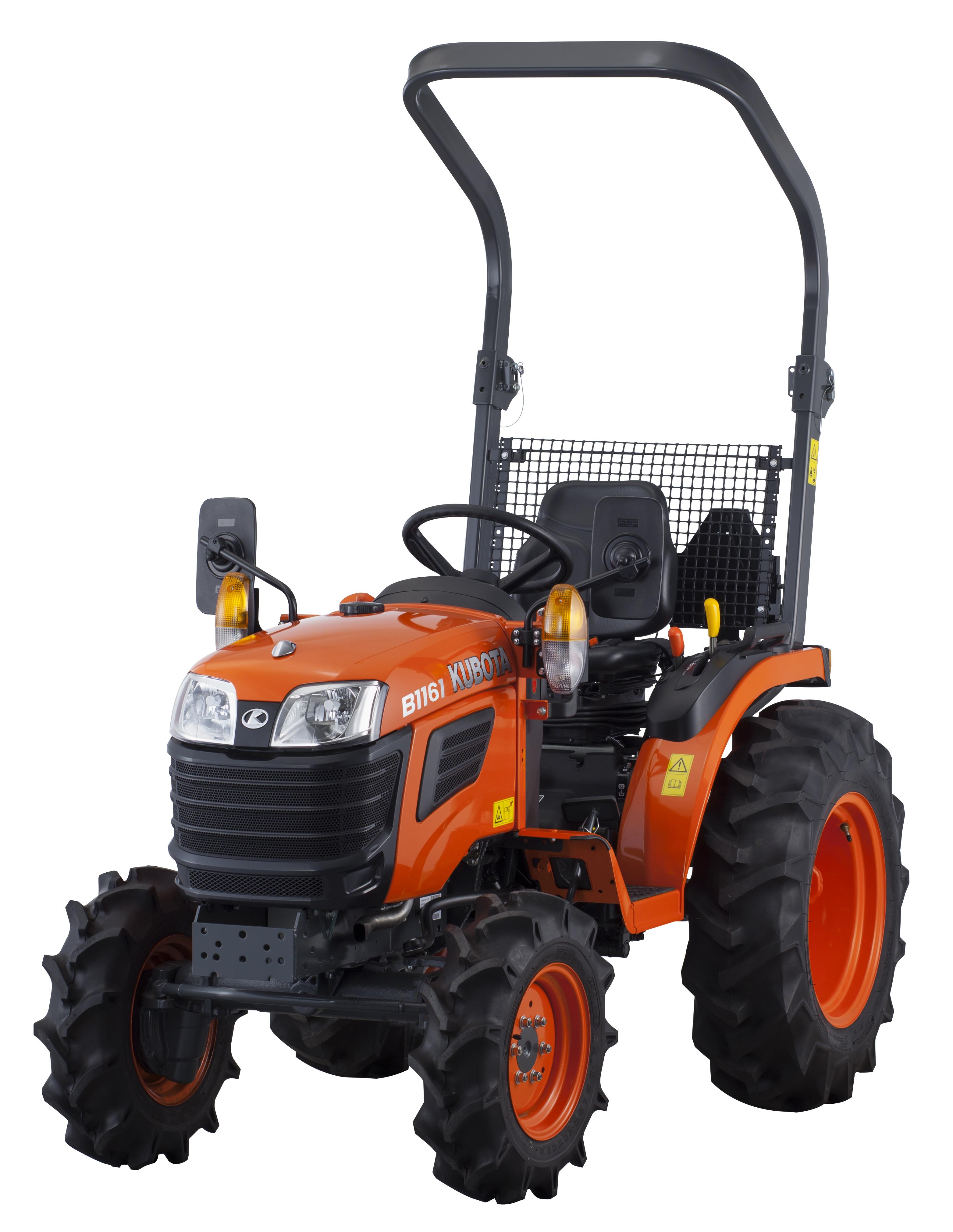 un micro-tracteur kubota à partir de 6 590 € c'est possible et c'est