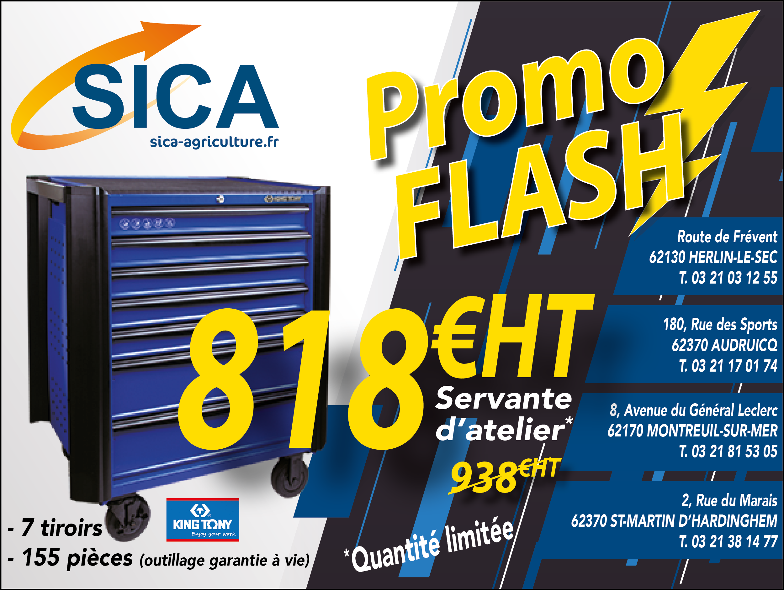 Promo Flash !