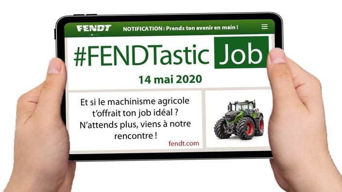 ACTUS FENDT : Mobilisation de Fendt et de son réseau pour la promotion des métiers de l'Agroéquipement.