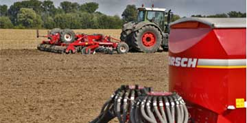 Materiel agricole Horsch