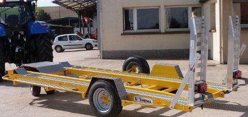 Transporteur PORTAUTO CHEVAL