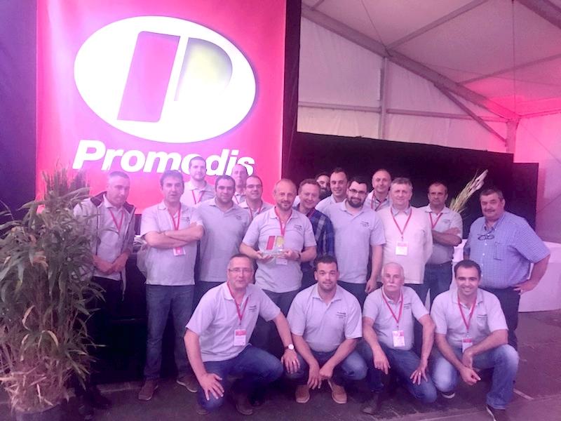 PROMODIS - CONVENTION 2018