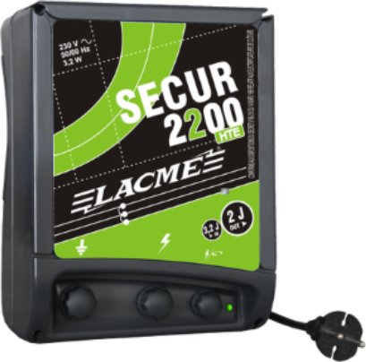 SECUR 2200 LACME