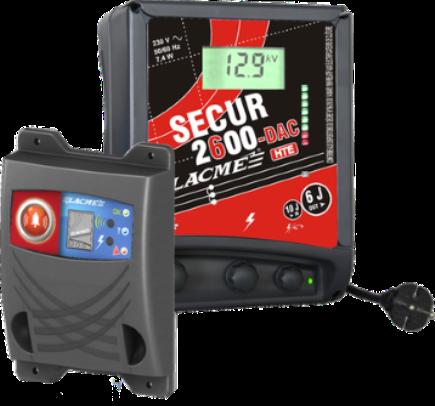 PACK SECUR 2600